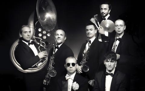 Jazz Band Młynarski - Masecki / fot. Kobas Laksa