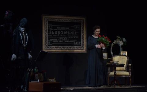 """""""Ida Kamińska"""" na XII Tyskim Festiwalu Monodramu MoTyF w Tychach"""