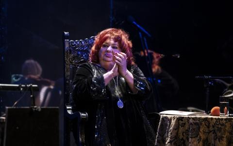 Gołda Tencer / koncert Tencer|Młynarski|Masecki / fot. Maurycy Stankiewicz