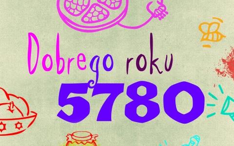 Dobrego roku 5780!