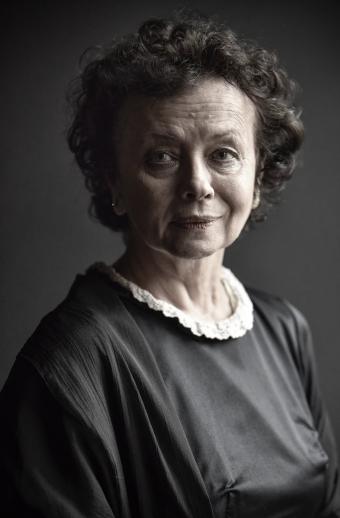 Joanna Szczepkowska / fot. Magda Hueckel