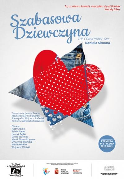 Szabasowa dziewczyna // The Convertible girl / proj. Wojciech Stefaniak