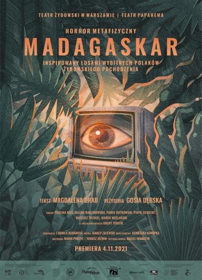 Madagaskar / proj. Paweł Patyk