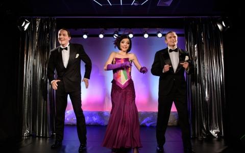 George&Ira Gershwin - spektakl muzyczny Teatru Żydowskiego w Warszawie.
