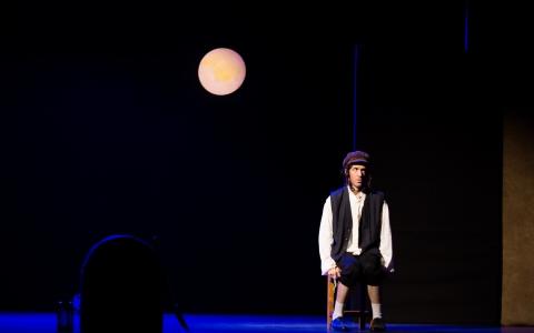 Gimpel the fool / Teatr Nephesh z Izraela