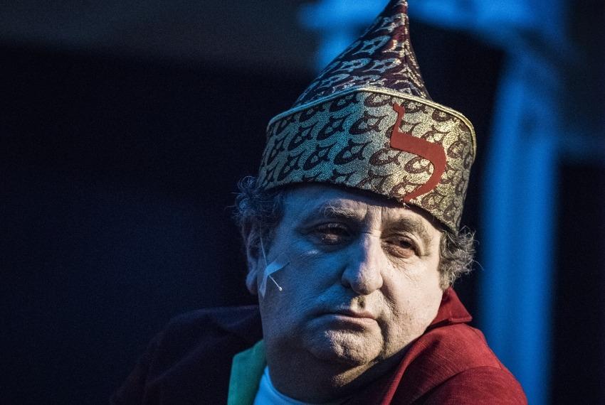Chumesz lider / reż. Andrei Munteanu / fot. Magda Hueckel