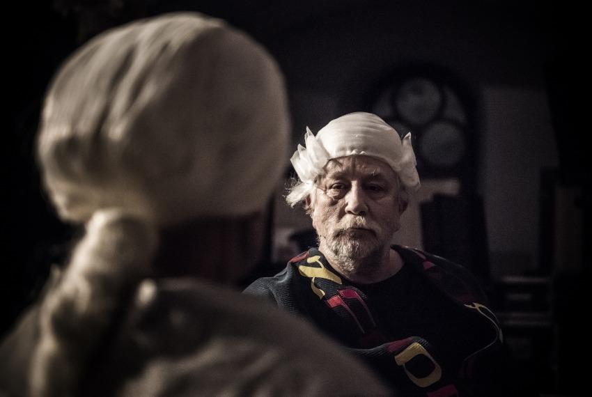 Chumesz lider / reż. Andrei Munteanu / na zdjęciu Grzegorz Kulikowski