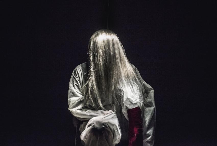 Golem / reż. Maja Kleczewska / na zdjęciu Kaya Kołodziejczyk