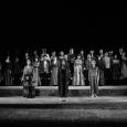 Spektakl Teatru Żydowskiego w Warszawie pt. Ach! Odessa-Mama w reżyserii Jana Szurmieja. Zdjęcie autorstwa Andrzeja Wencla