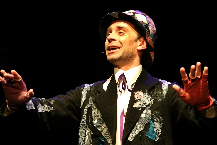 Bonjour Monsieur Chagall / reż. Szymon Szurmiej i Gołda Tencer / fot. Jacek Barcz