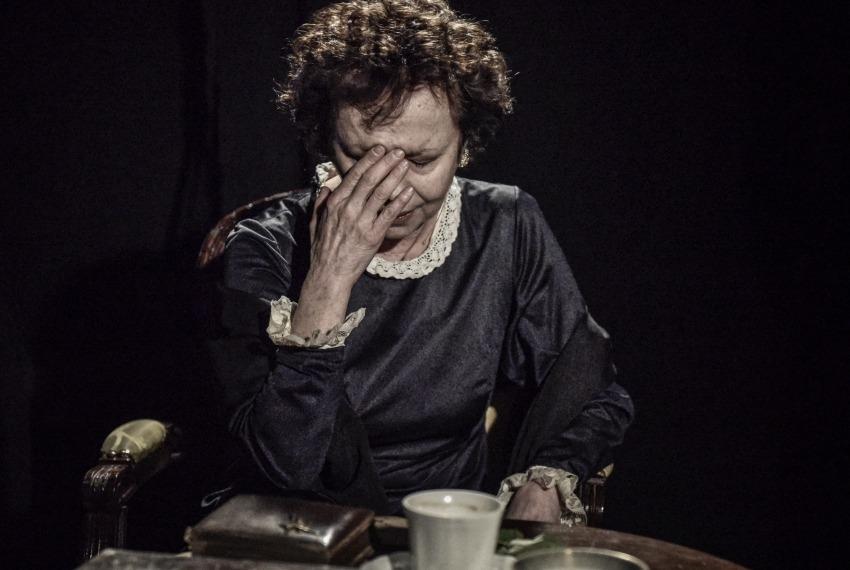 Ida Kamińska / reż. Gołda Tencer / fot. Magda Hueckel