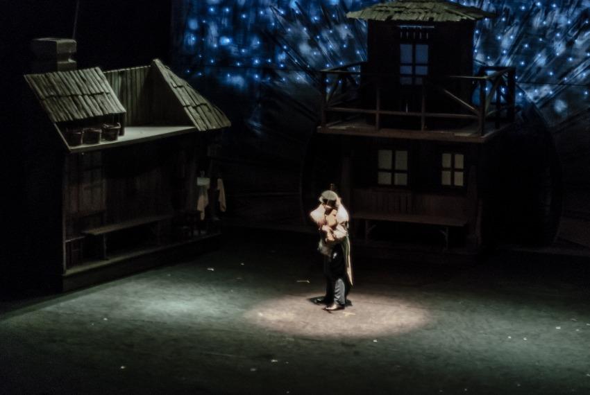 Fiddler on the Roof  / dir. Jan Szurmiej / photo Olga Cieślar