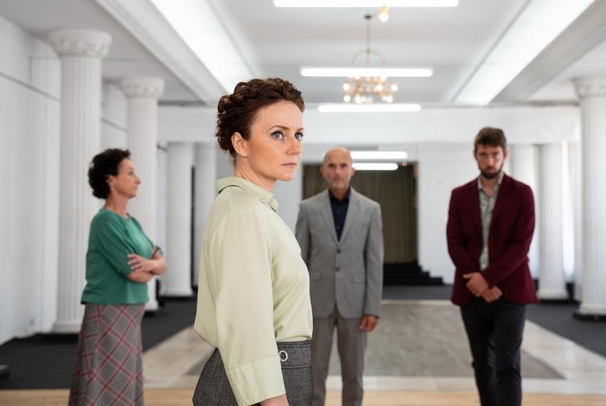 Nie ma / reż. Agnieszka Lipiec-Wróblewska / fot. M.Stankiewicz
